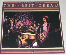 CREAM - STRANGE BREW, The Very Best of Cream (CD, Polydor) VG