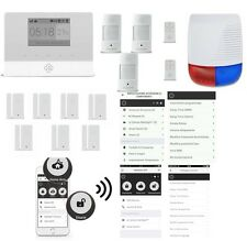 Allarme Antifurto  Casa  Negozio Professionale Wireless Matigard Air Completo