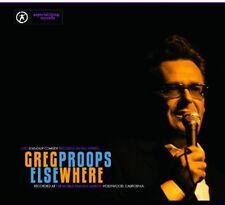Greg Proops - Elsewhere [New CD] Digipack Packaging