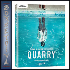 QUARRY - COMPLETE FIRST SEASON - SEASON 1 *** BRAND NEW DVD***