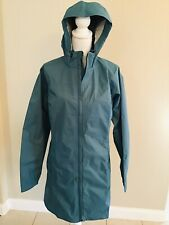 Patagonia Women's NEW Blue Torrentshell City Nylon Coat/Jacket SzLarge $130