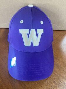 Washington Huskies NCAA Baseball Cap Hat Adjustable New NWT
