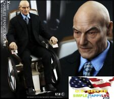 CGLTOYS 1/6 X Men Professor X Full Figure Charles w/ wheelchair  ❶IN STOCK USA❶