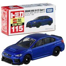 Takara Tomy Tomica Diecast Model Car No115 Subaru WRX S4 STI Sport