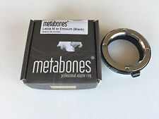 Metabones - Leica M to Sony E-Mount Adapter