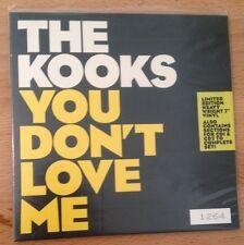 """7"""" THE KOOKS YOU DON'T LOVE ME LTD ED   SEALED 2006"""