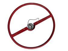 PG Classic 260-R64 1964 Mopar Red A,B,C-Body Steering Wheel
