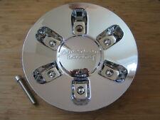 **American Racing 612 Spine Chrome Wheel Rim Center Cap 20 1612200041 S409-26