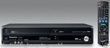 Panasonic DMR-EZ47/47V DVD/VHS Recorder Multi Region+DVB FREE GOLD PLATED HDMI