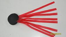 8 Silicone coated red rip-stop nylon Tell Tales by Lulham-Robinson Sailing LR sa