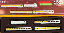Marklin Z 81424 Measurement Train Set , One Time Issue 2001, New in Box