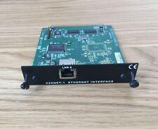 Crestron C2ENET-1 Single Port LAN Ethernet Card For PRO2 AV2