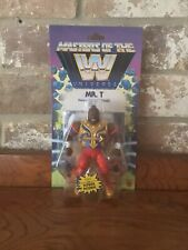 WWE Masters Of The Universe Mr T MOTU MOC