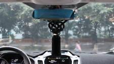 A Set New VIP Car Charm JDM Fusa Black Kiku JP Knot & Black Kin Tsuna Rope