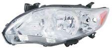 Headlight Assembly Left Maxzone 312-11C5L-US1 fits 2011 Toyota Corolla