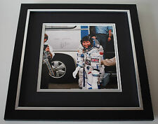 Helen Sharman SIGNED Framed LARGE Square Photo Autograph display AFTAL & COA