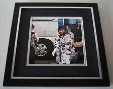More details for helen sharman signed framed large square photo autograph display aftal & coa