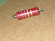 Radio/Electronics/Amplifier.  2 - Watt Piher Resistor.  150Kohm.  NOS.