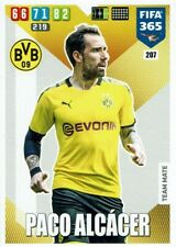Panini Adrenalyn XL Fifa 365 2020 Team Mate Teammate No. 207 Paco Alcácer
