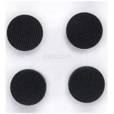4pcs Black Analog Joy Stick Joystick Cap Cover Button For Sony PSP 1000 1001 New