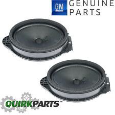 OEM NEW BOSE Door Speaker FRONT Right & Left Set (2) GM Trucks & SUVs 22753374