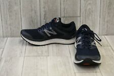 New Balance Men's Fresh Foam 1080v8 Running Shoes - Navy - Size 9 D