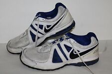 Nike Air Max Limitless Running Shoes, #454245-102, Wht/Royal/Blk, Men's US 11.5