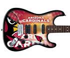 Woodrow Arizona Cardinals Northender Guitar , NENFL01 for sale