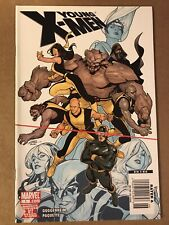 Young X men #1 (Marvel 2008) NM Newsstand Rare HTF See Pics