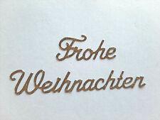 Stickerbogen, Frohe Weihnachten, Glitzer, Gold, Nr. 463