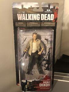 The Walking Dead Mcfarlane Merle Dixon Series 3 New