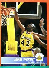 James Worthy card 94-95 Hoops #106