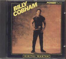BILLY COBHAM - Powerplay - CD 1986 USATO OTTIME CONDIZIONI GRP