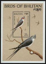 Bhutan 1989 - Mi-Nr. Block 213 ** - MNH - Vögel / Birds