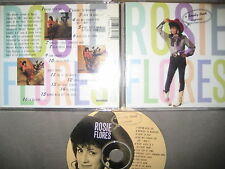 RARE CD  A Honky Tonk Reprise Rosie Flores -- Rodney Crowell Guy Clark