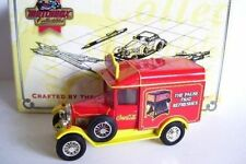 Coca-Cola Chevrolet Diecast Vehicles