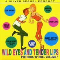 Various Artists : Wild Eyes & Tender Lips CD Incredible Value and Free Shipping!