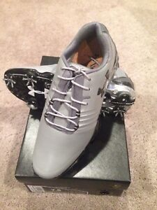Under Armour Match Play Golf Shoes. Men's 7.5. $170 Retail. Brand New 🏌🏽