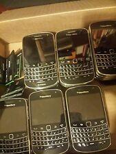 LOT OF 50 Blackberry bold 9900 9930 Bulk WHOLESALE phone Good Working Clean esn