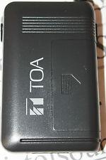 TOA wm5325/d02 Microfono Radio-Trasmettitore wireless NUOVO MODELLO SOSTITUISCE wm5320