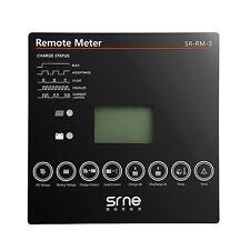 Misuratore di visualizzazione remoto SR-RM-03 per srne 10 Amp SR-MT2410 Solar Charge Controller