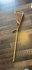 Vintage Wooden STX Lacrosse Stick - Made In England - 44 Inch