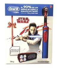 Braun cepillo dental infantil Packstarwars