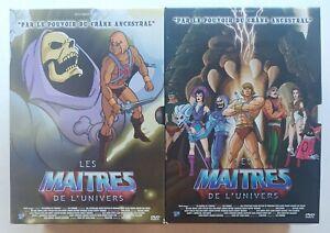 Coffrets DVD Les Maîtres de l'Univers Épisodes 61 à 130 2005 Déclic Images