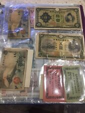 Currency Notes From All Over The World