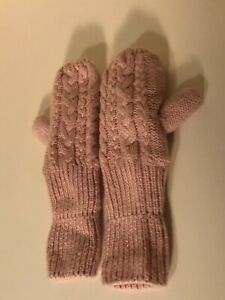 H&M Toddler Pink Mittens Size 1 - 2 Years