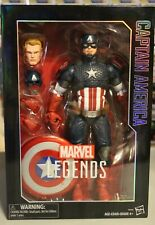 Marvel Legends series Capt.America MIB awesome sharp figure see actual pics