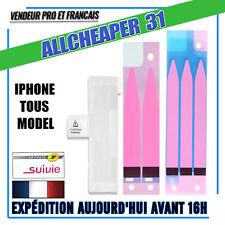 Sticker autocollant batterie iphone 7 7PLUS 6 6S 6 PLUS 6S PLUS 5 5S 5SE 5 colle
