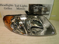 CHRYSLER TOWN&COUNTRY, CARAVAN, VOYAGER 2001-2007 RIGHT/PASS SIDE HEADLIGHT