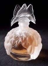 "LALIQUE Miniature Perfume Bottle (full) 2003 Limited Edition ""Butterfly"" Mini"